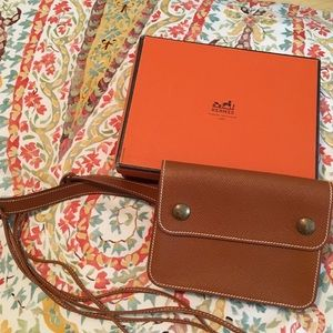 Authentic Hermes fanny pack
